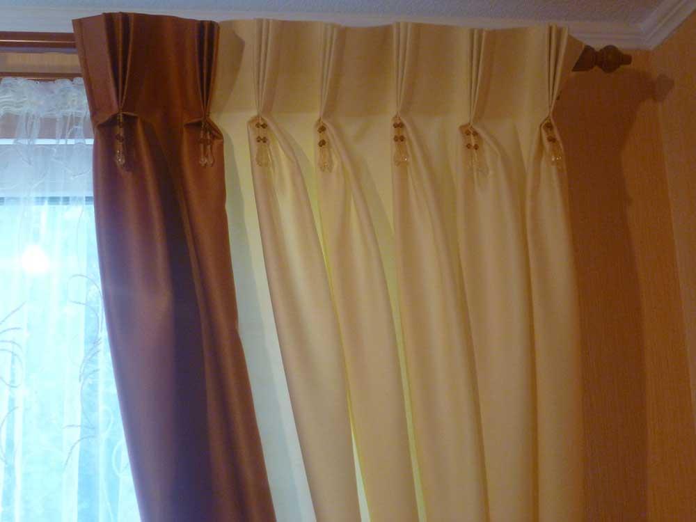 Как заложить складки на шторах: пошаговая инструкция 46